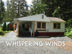 Whispering Winds Cabin